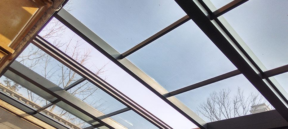 大型平移天窗案例