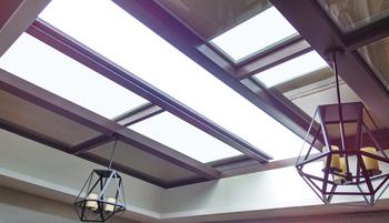 中型平移天窗