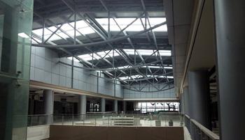 大型平移天窗